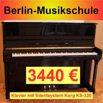 Berlin-Musikschule Korg KS-30